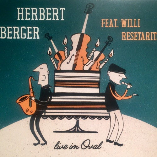 Herbert Berger live im Oval feat. Willi Researits