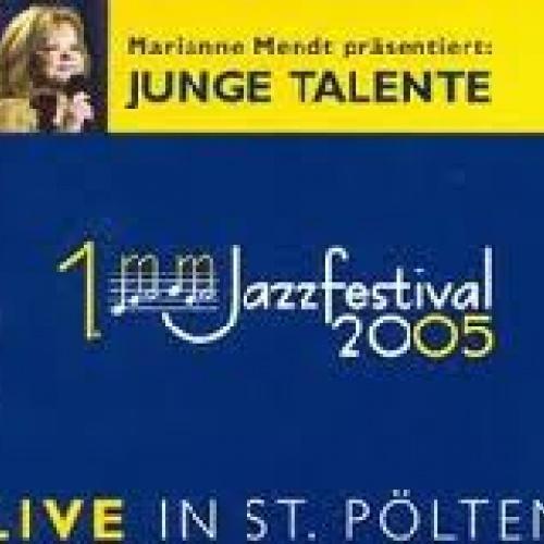 Verena Göltl live @ Marianne Mendt Jazzfestival 2005