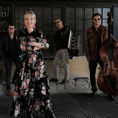 Verena Göltl - Veri & die Luxuscombo